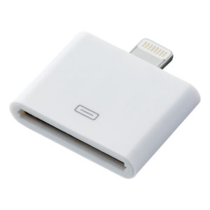 040 - ADAPTADOR DE PLÁSTICO PARA IPHONE