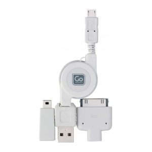 CABLE USB P/RECARGAR/SINCRONIZAR, PLASTICO